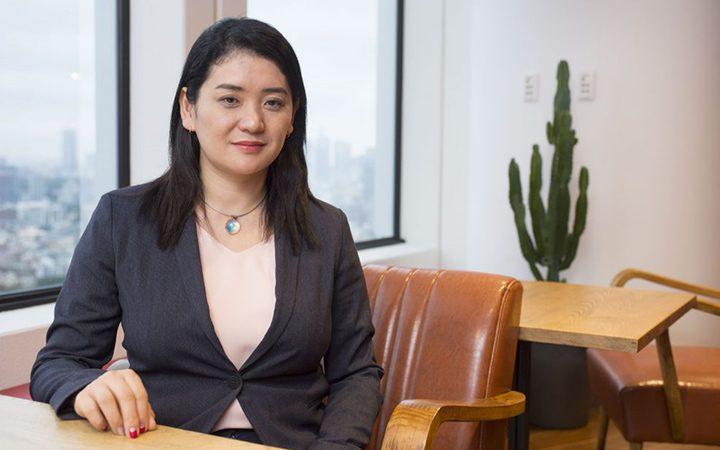 グーグル新進気鋭の女性リーダー ~9・11テロ、MBA留学、 巨大IT企業で働いて見えたこと ランドバーグ 史枝さん