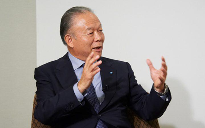 トップ対談 (2) 未来のものづくり・人づくり 理念の会社、YKK ― 幸せな社会づくりへのコミットメント ― 吉田 忠裕さん