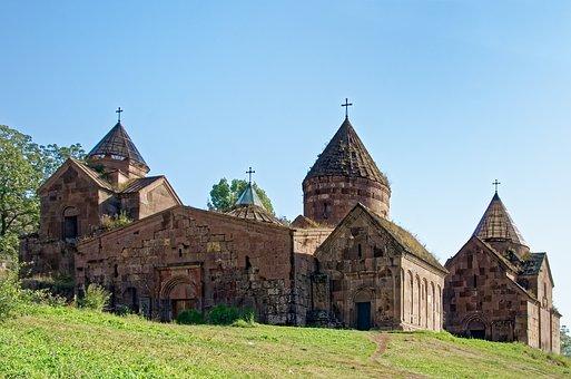 アルメニア ゴシャヴァンク修道院